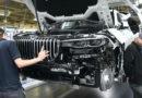 BMW се отказва от плановете за завод в Русия