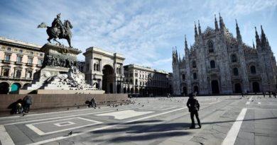 Италия удължава строгата карантина след 3 април