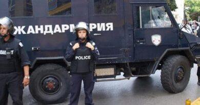 """Среднощна акция на жандармерията в """"Студентски град"""""""