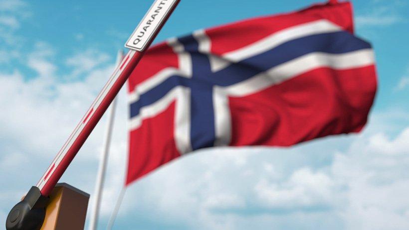 норвегия корона
