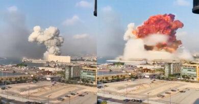 Светът помага на Ливан след експлозията