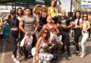 Турнето Крале на силата 2020 г. продължава пред сградата на Мол Сливен