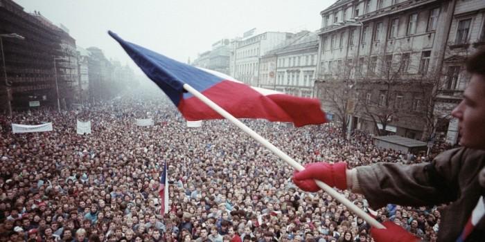 протест чехия1