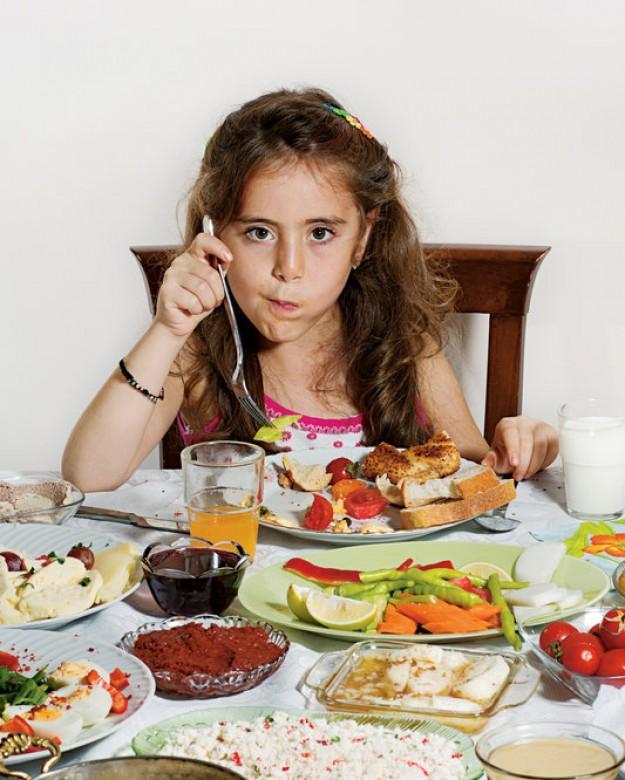 дете, храна