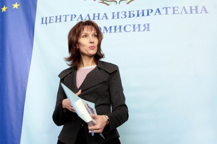 Камелия Нейкова ЦИК