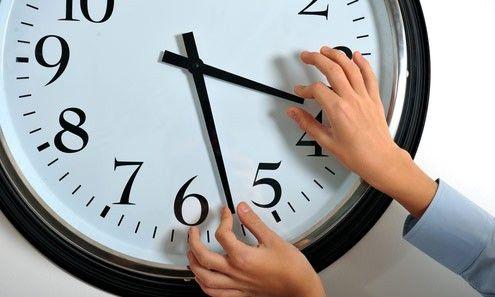 време-сказалки, часовник