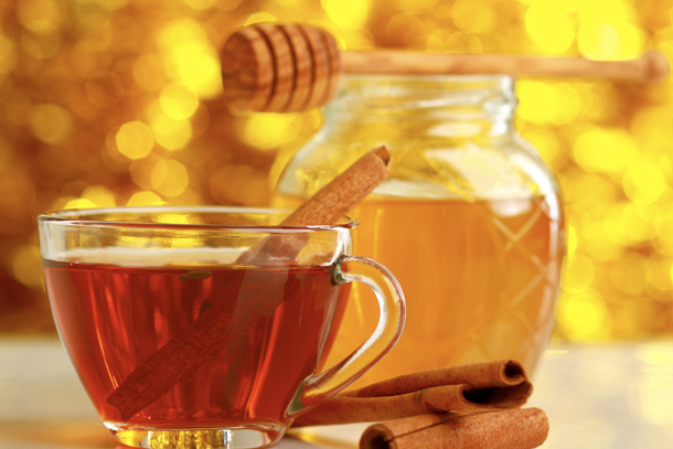 мед и канела
