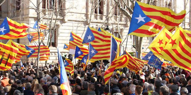 каталуния стачка