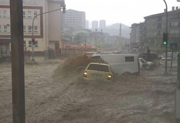анкара наводнение