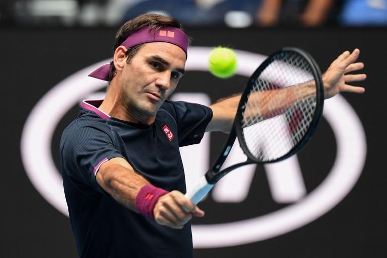 Federer-Johnson-AO-1R-2020