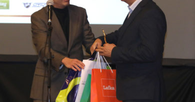 Плувецът Йосиф Миладинов спечели приза за най-добър млад спортист на 2019 г.